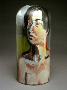 Enamel on Glass
